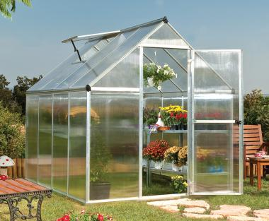 Green house 6 by 8 foot, Do it yourself